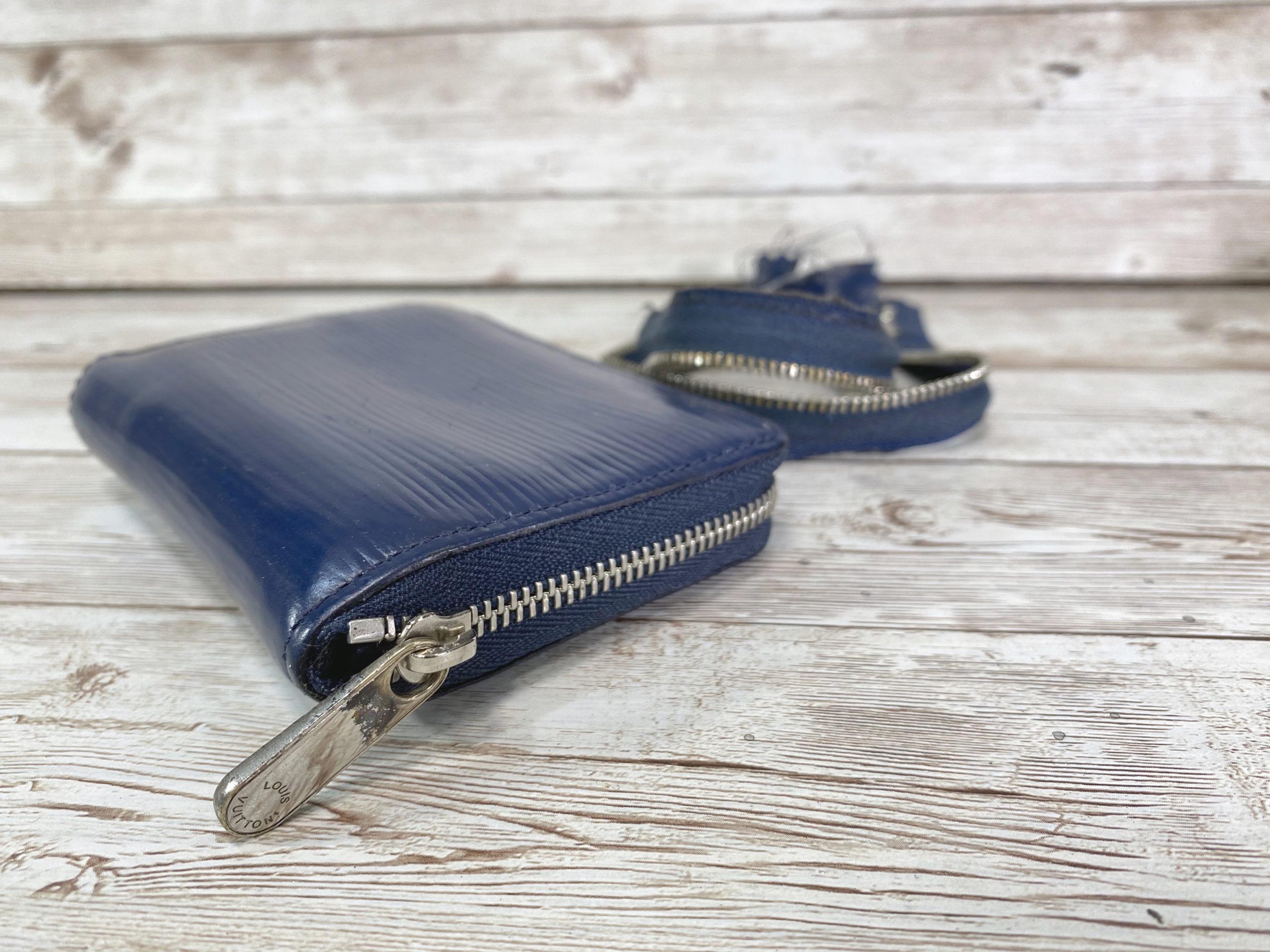 ルイヴィトン(Louis vuitton) エピの財布のファスナー交換をご紹介