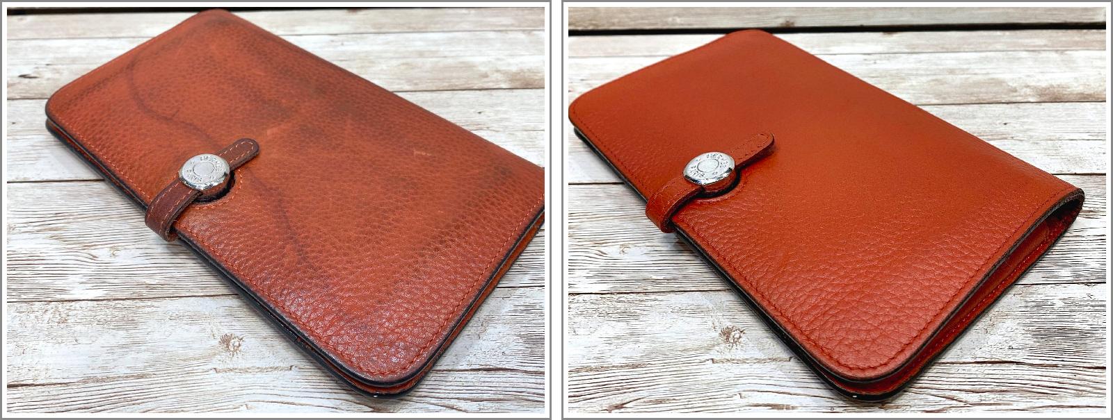 エルメス(Hermes)ドゴンロングの長財布のカラーリング
