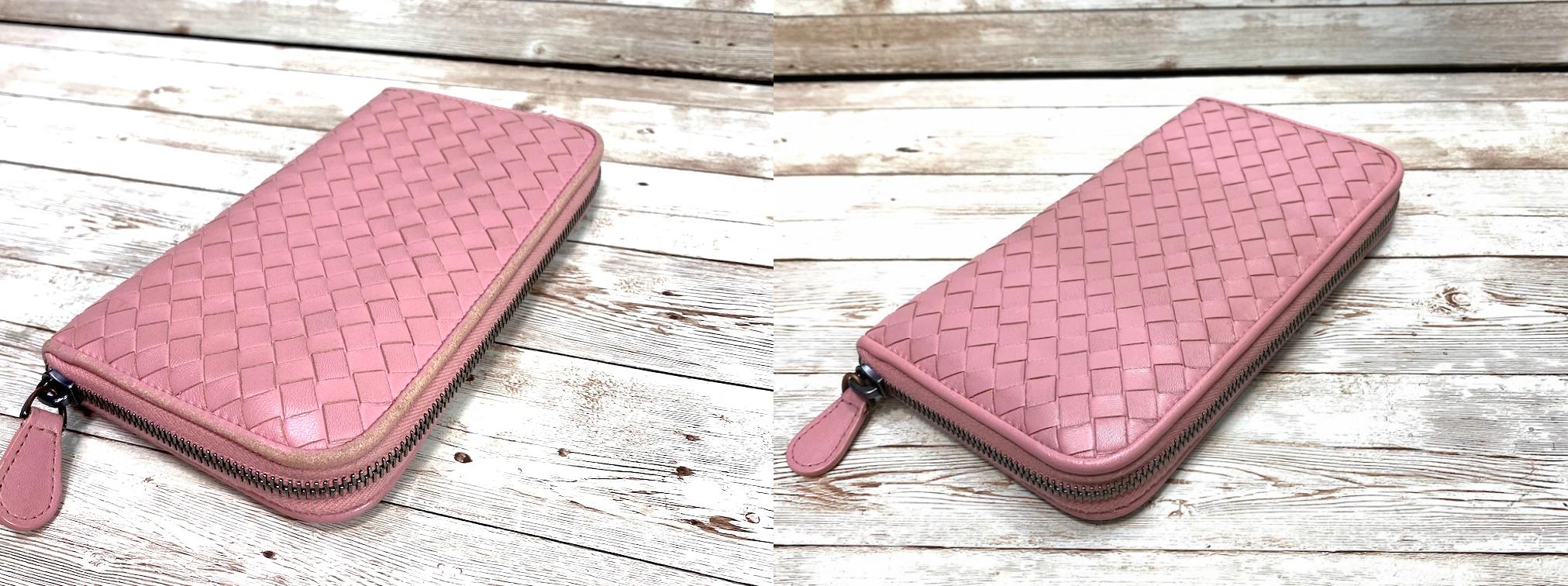 ボッテガ・ヴェネタ(Bottega Veneta)の財布のカラーリングをご紹介します。