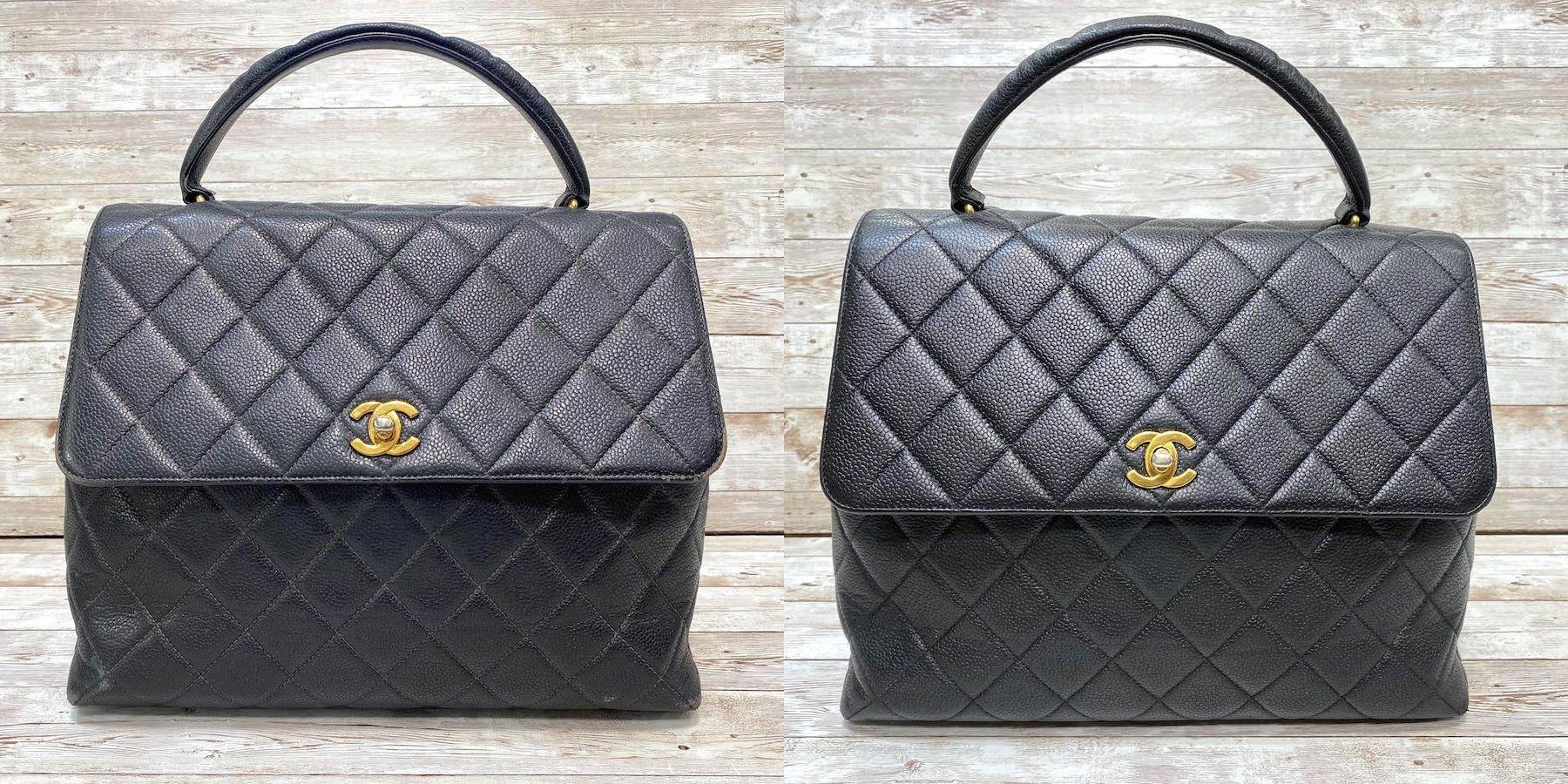 シャネル(Chanel) マトラッセ ハンドバッグのカラーリングをご紹介