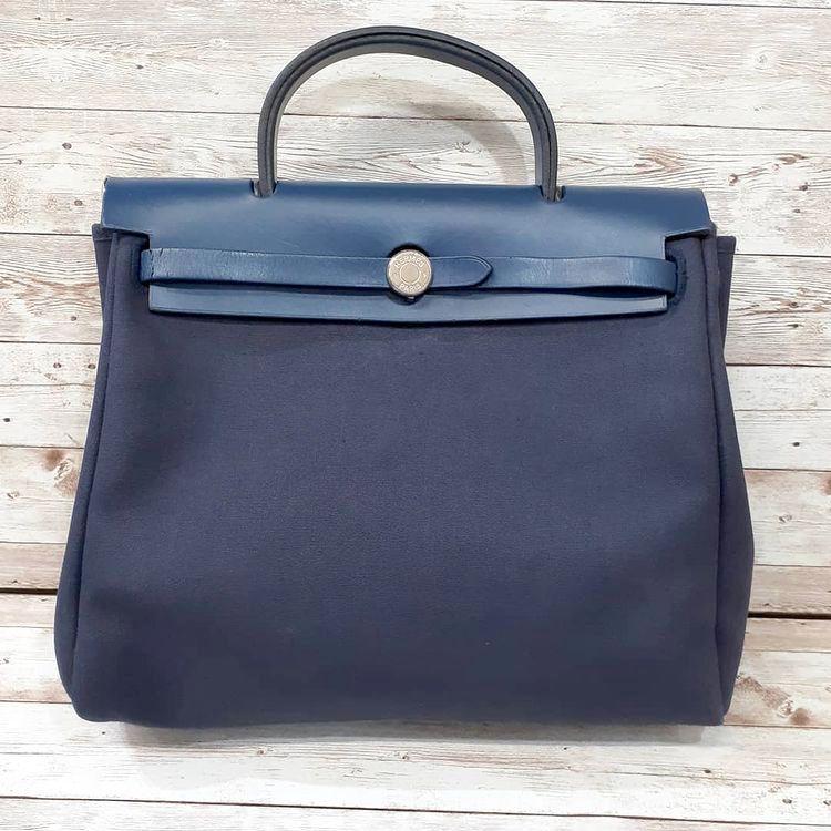 エルメス(Hermes)のエールバッグの色補修をご紹介